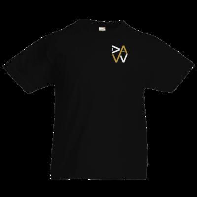 Motiv: Kids T-Shirt Premium FAIR WEAR - DaW-Logo Gold