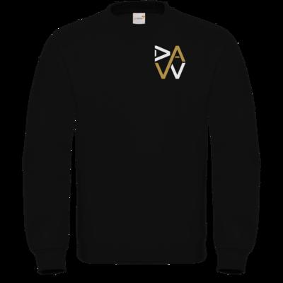 Motiv: Sweatshirt FAIR WEAR - DaW-Logo Gold