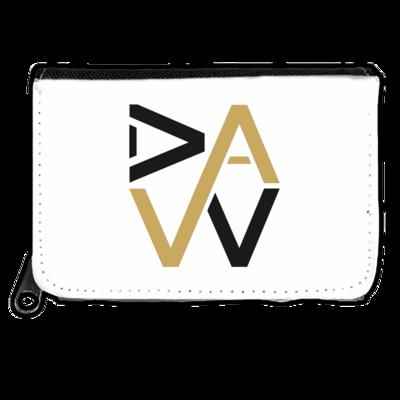 Motiv: Geldboerse - DaW-Logo Gold