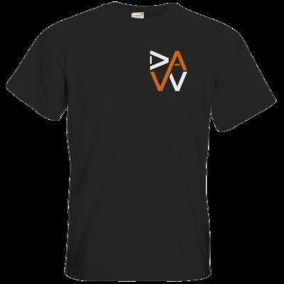 Motiv: T-Shirt Premium FAIR WEAR - DaW-Logo Orange