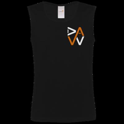 Motiv: Athletic Vest FAIR WEAR - DaW-Logo Orange