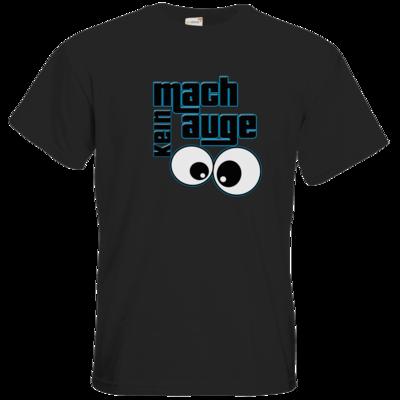 Motiv: T-Shirt Premium FAIR WEAR - mach kein Auge