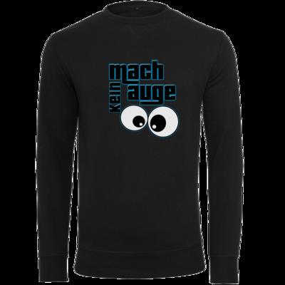 Motiv: Light Crew Sweatshirt - mach kein Auge