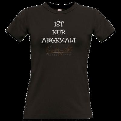 Motiv: T-Shirt Damen Premium FAIR WEAR - Abgemalt