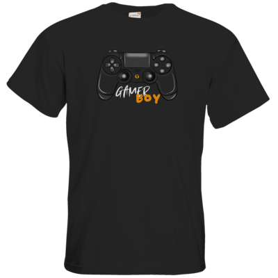 Motiv: T-Shirt Premium FAIR WEAR - GamerBoy