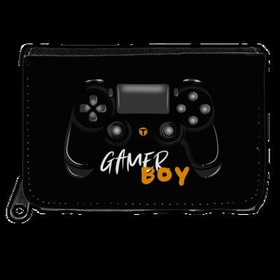 Motiv: Geldboerse - GamerBoy