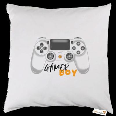 Motiv: Kissen - GamerBoy
