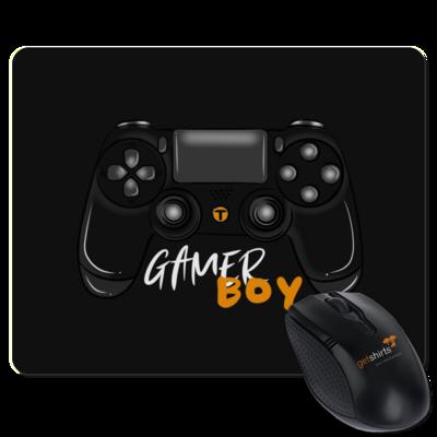 Motiv: Mousepad Textil - GamerBoy