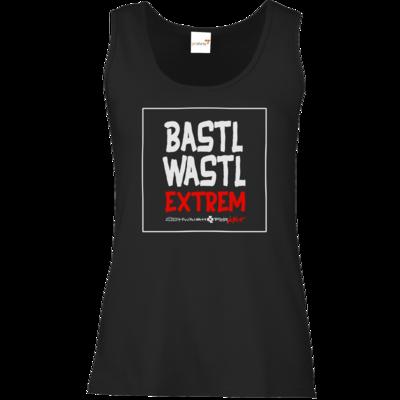 Motiv: Tank Top Damen Classic - Bastlwastl extrem