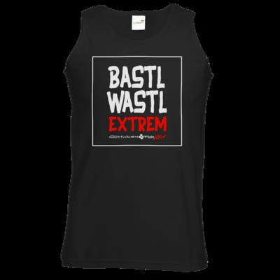 Motiv: Athletic Vest - Bastlwastl extrem