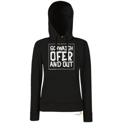 Motiv: Hoodie Damen Classic - Schwaighofer and out