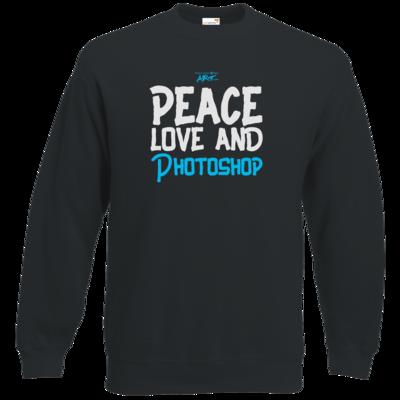 Motiv: Sweatshirt Classic - Love