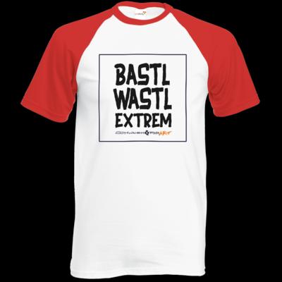 Motiv: Baseball-T FAIR WEAR - Bastlwastl extrem