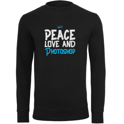 Motiv: Light Crew Sweatshirt - Love