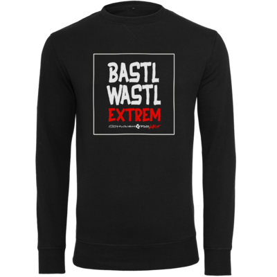 Motiv: Light Crew Sweatshirt - Bastlwastl extrem