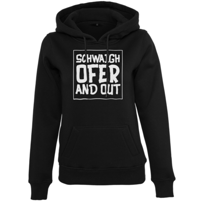 Motiv: Womens Heavy Hoody - Schwaighofer and out