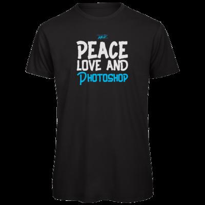 Motiv: Organic T-Shirt - Love
