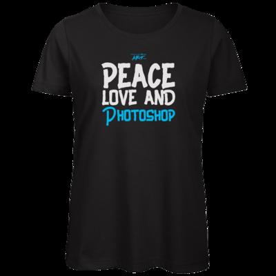 Motiv: Organic Lady T-Shirt - Love