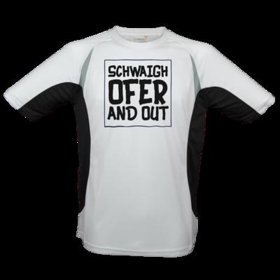Motiv: Laufshirt Running T - Schwaighofer and out