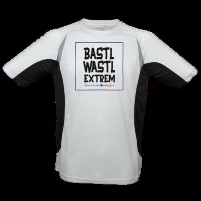 Motiv: Laufshirt Running T - Bastlwastl extrem