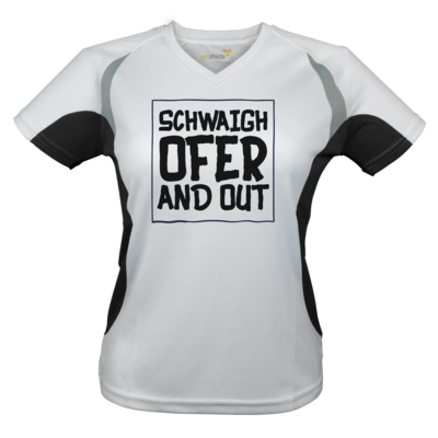 Motiv: Laufshirt Lady Running T - Schwaighofer and out