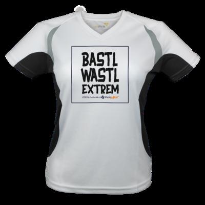 Motiv: Laufshirt Lady Running T - Bastlwastl extrem