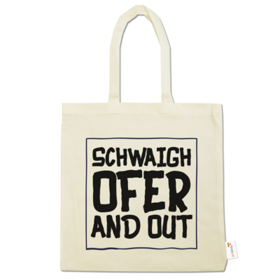 Motiv: Baumwolltasche - Schwaighofer and out