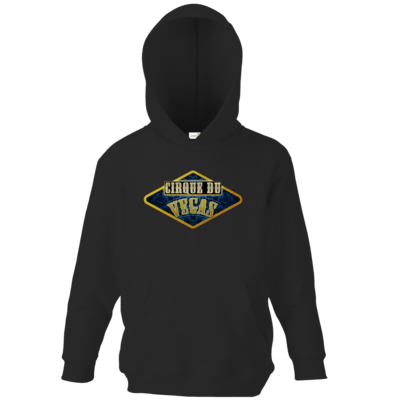 Motiv: Kids Hooded Sweat - Cirque du Vegas