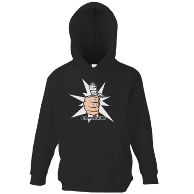 Motiv: Kids Hooded Sweat - #heimwerkerkönig