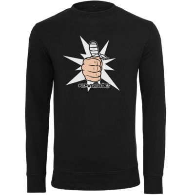 Motiv: Light Crew Sweatshirt - #heimwerkerkönig