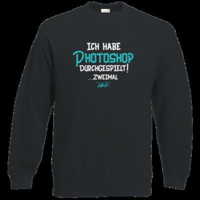 Motiv: Sweatshirt Classic - Ich habe Photoshop durchgespielt