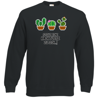 Motiv: Sweatshirt Classic - Kacktusse