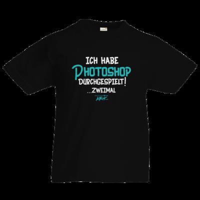 Motiv: Kids T-Shirt Premium FAIR WEAR - Ich habe Photoshop durchgespielt