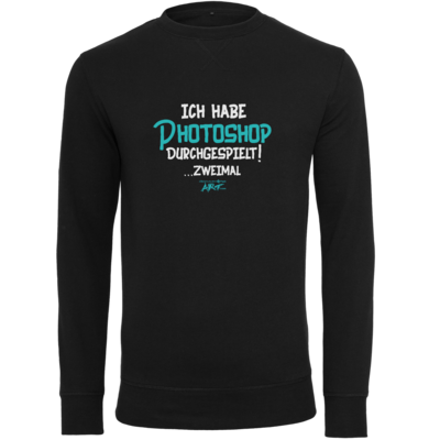 Motiv: Light Crew Sweatshirt - Ich habe Photoshop durchgespielt