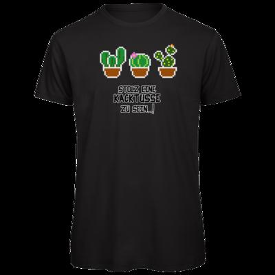 Motiv: Organic T-Shirt - Kacktusse