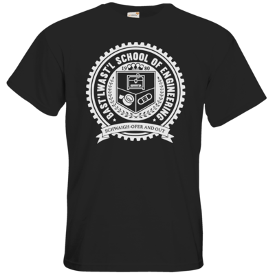 Motiv: T-Shirt Premium FAIR WEAR - Bast'lwast'l School of Engineering