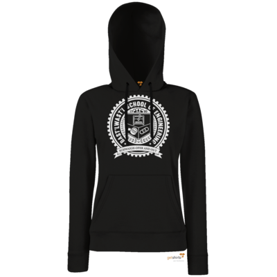 Motiv: Hoodie Damen Classic - Bast'lwast'l School of Engineering