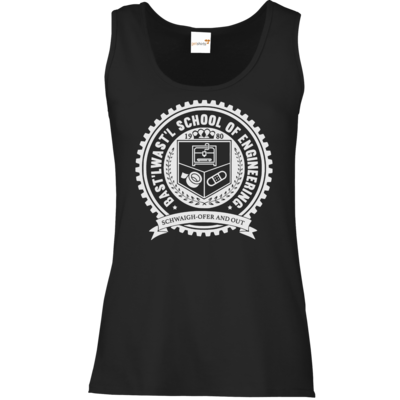 Motiv: Tank Top Damen Classic - Bast'lwast'l School of Engineering