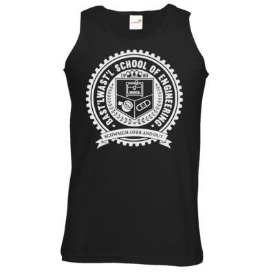 Motiv: Athletic Vest - Bast'lwast'l School of Engineering