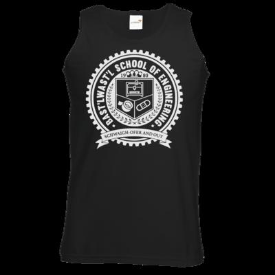 Motiv: Athletic Vest - Bast'lwast'l School of Engineering