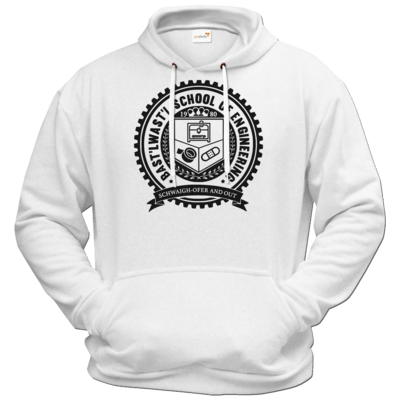 Motiv: Hoodie Premium FAIR WEAR - Bast'lwast'l School of Engineering
