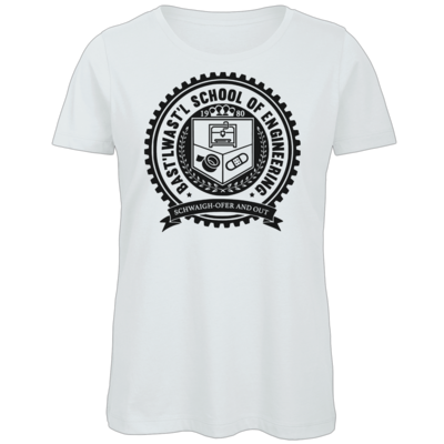Motiv: Organic Lady T-Shirt - Bast'lwast'l School of Engineering