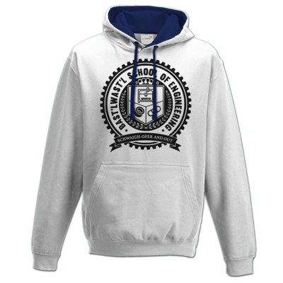 Motiv: Two-Tone Hoodie - Bast'lwast'l School of Engineering