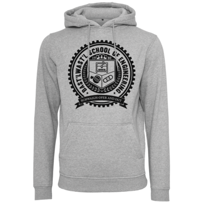 Motiv: Heavy Hoodie - Bast'lwast'l School of Engineering