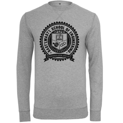 Motiv: Light Crew Sweatshirt - Bast'lwast'l School of Engineering