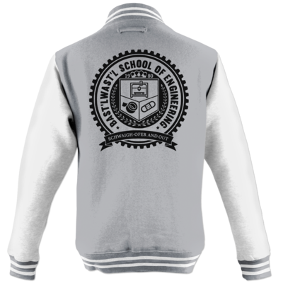Motiv: College Jacke - Bast'lwast'l School of Engineering