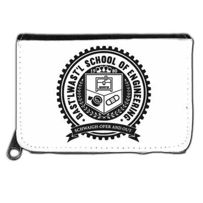 Motiv: Geldboerse - Bast'lwast'l School of Engineering