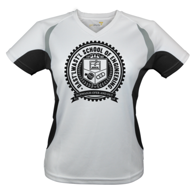Motiv: Laufshirt Lady Running T - Bast'lwast'l School of Engineering