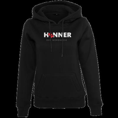 Motiv: Womens Heavy Hoody - Logo