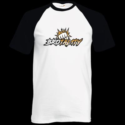 Motiv: TShirt Baseball - Goldenfist